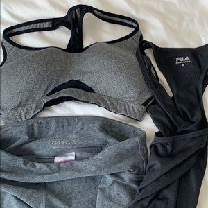 Nike Other - Athletic wear bundle! Name brands, various sizes